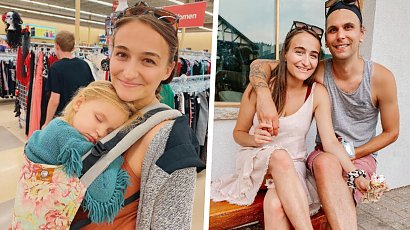 Karmiła piersią 4-letnią córkę w sklepie i pochwaliła się tym w sieci. Pod zdjęciem aż zawrzało!