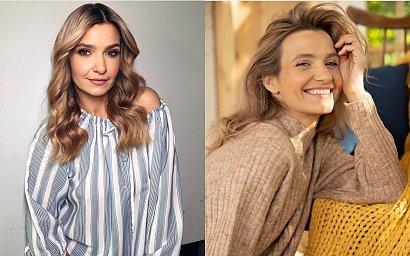 """Joanna Koroniewska paraduje w srebrnym bikini:""""Masz figurę jak nastolatka"""" - ma 42 lata, wygląda na swój wiek?"""