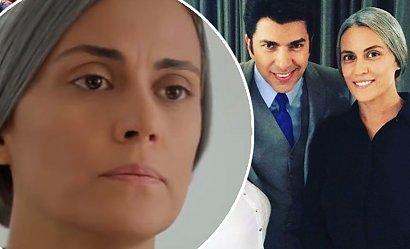 """Jülide z serialu """"Więzień miłości"""" jest nie do poznania bez siwej peruki. Ale piękna kobieta!"""