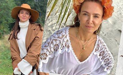 Kinga Rusin skończyła 50 lat i powala idealną sylwetkę, a my... przypominamy jak wyglądała kiedyś!