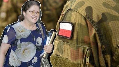 Krystyna Pawłowicz domaga się obowiązkowej służby wojskowej. Zgadzacie się z nią?