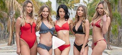 Love Island: 5 nowych kobiet! Internauci ostro: Brzydkie są! Do starych się chowają!