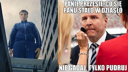 """""""Patoreakcja"""" Maty hitem sieci! O co chodzi z dziąsłem Kurskiego? Internauci tworzą memy!"""