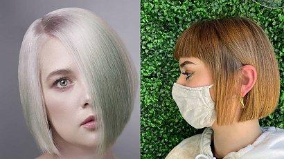 Modernistyczny paź - najmodniejsza fryzura sezonu wiosna 2021