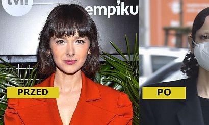 Monika Brodka jest dziś nie do poznania! Co się stało z jej brwiami?!