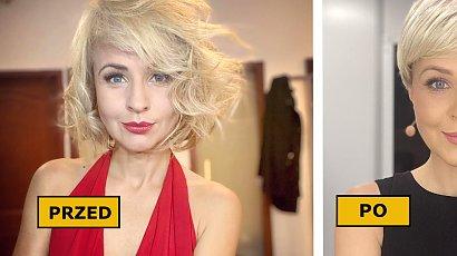 """Monika Dryl drastycznie ścięła włosy?! """"Kwintesencja kobiecości"""" - chwalą fani. Pasuje jej taka fryzura?"""