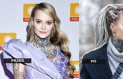 Monika Miller przeszła metamorfozę! Zrobiła sobie dredy! Dobrze jej w tej fryzurze?