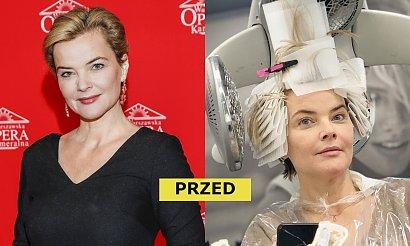 Monika Zamachowska zmieniła fryzurę! Drastycznie skróciła włosy i ma drapieżnego short boba!