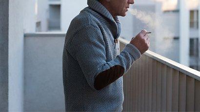 """""""Mój sąsiad pali na balkonie i wszędzie śmierdzi. Chyba zgłoszę to do spółdzielni"""""""