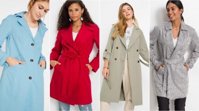 Płaszcze damskie na wiosnę, które ożywią Twój styl – odkryj najmodniejsze modele sezonu!