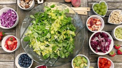Dieta odmładzająca - dla ciała i ducha!
