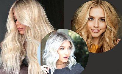 3 x blond - trendy odcienie na rok 2021