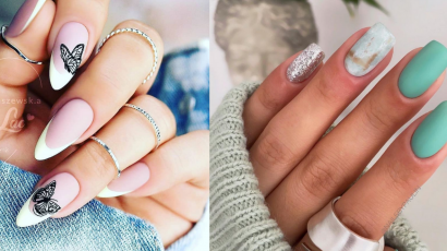 Najmodniejszy kształt paznokci - wiosna 2021!