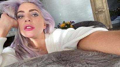 Lady Gaga zmieniła kolor włosów! Nowa fryzura ją odmieniła!