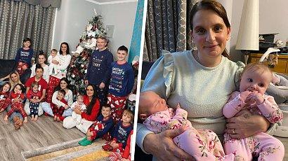 Została mamą, gdy miała zaledwie 14 lat. Teraz ma już 22 dzieci! Oto największa rodzina w Wielkiej Brytanii!