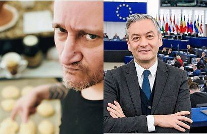 """Robert Biedroń zmienił fryzurę: """"Wyglądasz jak Michał Wiśniewski"""" - tego się nie spodziewaliśmy. Szaleństwo!"""