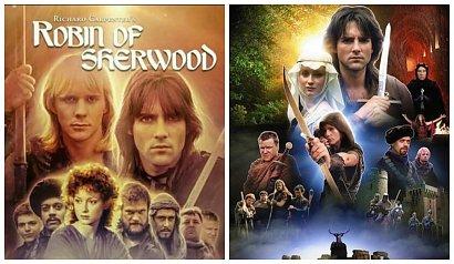 """Pamiętacie serial """"Robin z Sherwood""""? Jak dziś wygląda Michael Pread, najsłynniejszy Robin Hood?"""