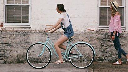 Rower miejski - idealny na wiosnę