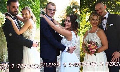 Ślub od pierwszego wejrzenia: W końcu pokazano śluby! Która miała najładniejszą suknię ślubną?