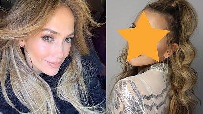 """Jennifer Lopez ma polską sobowtórkę! """"Jak dwie krople wody"""" - twierdzą fani. Widać podobieństwo?"""