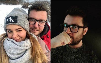"""Wojtek Janik ze """"Ślubu od pierwszego wejrzenia"""" ma nową fryzurę: """"startuję do roli Marka Mostowiaka"""" - nada się ?"""