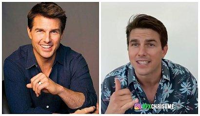Czy rozpoznasz który Tom Cruise jest prawdziwy? Skąd wzięła się fałszywa wersja aktora?