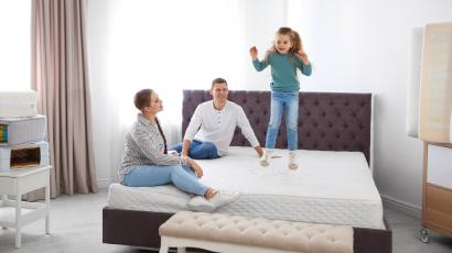 Materac do sypialni w stylu skandynawskim – jaki wybrać?