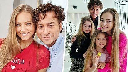 Agata Rubik pokazała zdjęcie sprzed lat! W młodości miała RUDE włosy! Pasowała jej taka fryzura?