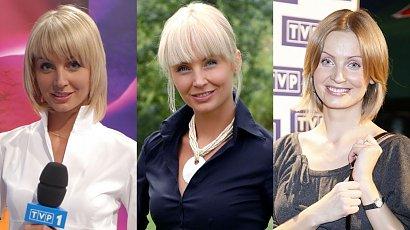 Agnieszka Woźniak-Starak skończyła 43 lata! Pamiętacie, że kiedyś miała platynowy blond i boba z grzywką? [STARE ZDJĘCIA]