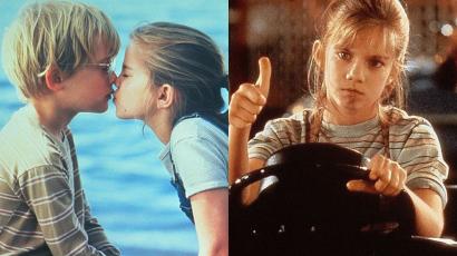 """Pamiętacie słodką Vadę z filmu """"Moja dziewczyna""""? Anna Chlumsky ma już 40 lat i wciąż nosi tę samą fryzurę? Da się ją rozpoznać?"""