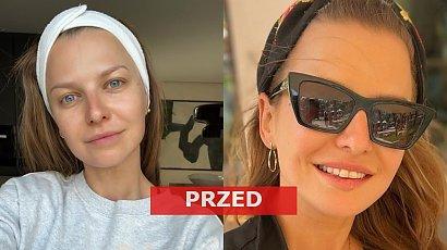 Anna Lewandowska pokazała się w nowej fryzurze! Ma grzywkę curtain bang!