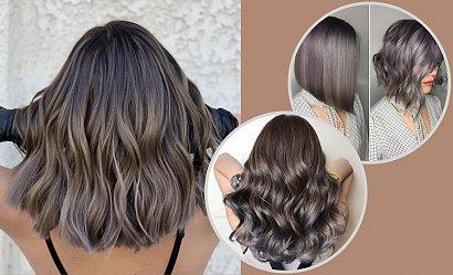 Mushroom brown - trendy propozycja dla szatynek i brunetek