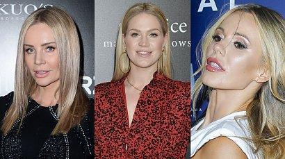 Doda przefarbowała włosy na czarno! Szok! Jak znane blondynki wyglądają w hebanowych fryzurach?