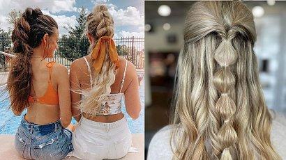 Bubble braids - jak wykonać tą oryginalną fryzurę?