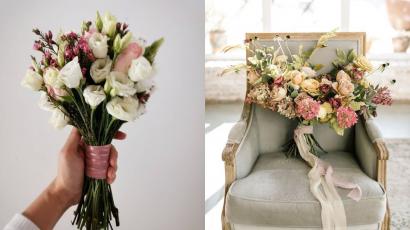 Jakie kwiaty na ślub? 20 pomysłów na bukiet ślubny 2021