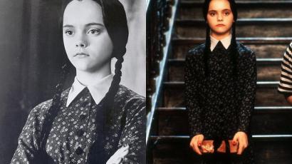 Pamiętacie Wednesday z Rodziny Addamsów? Zobaczcie, jak prywatnie wygląda Christina Ricci. Ma już 41 lat
