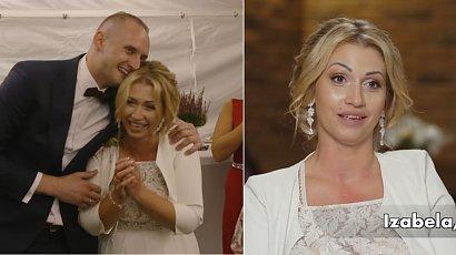 """Ślub od pierwszego wejrzenia: Wesele Izy i Kamila! """"Byłam rozczarowana twoim wiekiem!"""""""