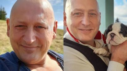 """Jacek Wójcik nieźle się wyrobił? Pokazał zdjęcia z treningu: """"Łapa jak u pirata"""" - piszą fani. Jest progres?"""
