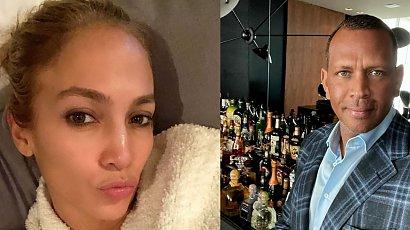 Znamy powód głośnego rozstania Jennifer Lopez i Alexa Rodriguez!