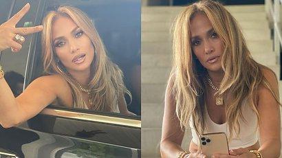 Jennifer Lopez pokazała, jak wygląda bez doczepów i bez makijażu. Poznasz ją?