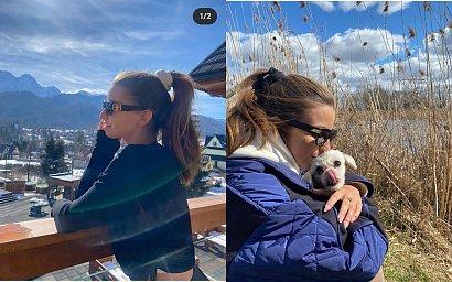 """Julia Wieniawa pokazała taras. Nie musi jechać na wakacje, by poczuć się jak w dżungli: """"Bosko tam masz"""" - piszą fani"""