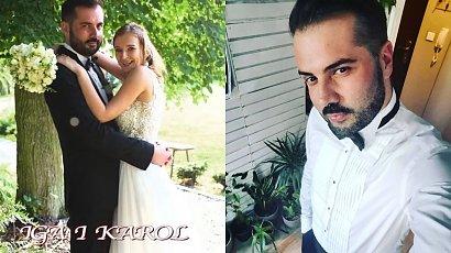 """Karol ze """"Ślubu od pierwszego wejrzenia"""" oszukał fanów? Znaleźliśmy jego profil na Instagramie"""