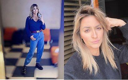 """Karolina Szostak w nowej fryzurze: """"To był spontaniczny pomysł"""" - pisze. """"Najpiękniejsza"""" - oceniają fani"""