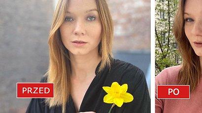 Katarzyna Dąbrowska przeszła metamorfozę! Jej nowa fryzura to istna PETARDA!