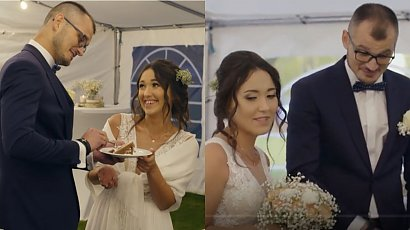 Ślub od pierwszego wejrzenia: Tak wyglądało wesele Laury i Macieja! Są dla siebie stworzeni?