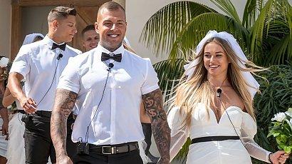 Love Island: Uczestnicy wzięli śluby?! Która miała najładniejszą suknię ślubną?