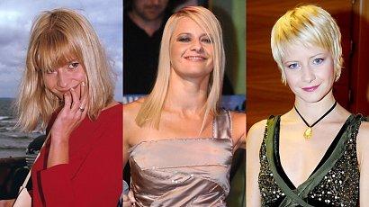 Małgorzata Kożuchowska skończyła 50 lat! Przypominamy wszystkie jej fryzury: long bob, długie włosy, pixie cut z grzywką, short bob [STARE ZDJĘCIA]