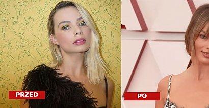Margot Robbie zmieniła fryzurę i kolor włosów! Ma grzywkę blunt bang i miodowy blond