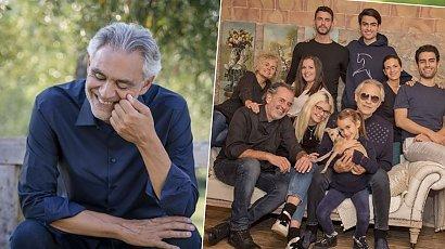 Matteo Bocelli to przystojniak! Jak na co dzień wygląda zdolny syn tenora?