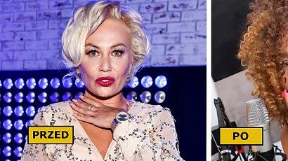 Monika Jarosińska już tak nie wygląda! Teraz ma burzę loków i zrezygnowała z platynowego blondu. WOW!